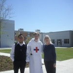 Oblate Students at Haven for Hope