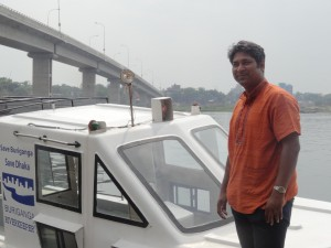 Sharif Jamil, Buriganga RiverKeeper