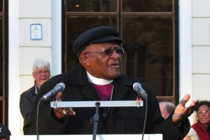 Archbishop Tutu (picture: Wikimedia Commons)