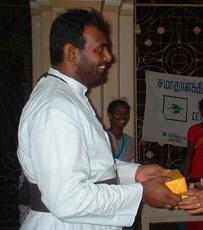 Rev. Fr. Praveen Maheesan, OMI