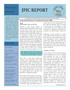 2016 JPIC Summer Report Final 1